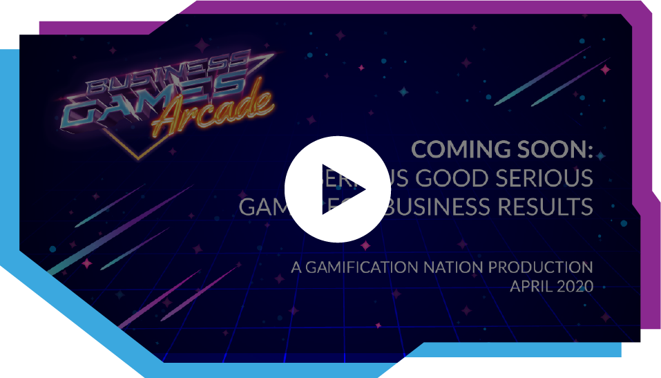 Business Games Arcade intro video preview